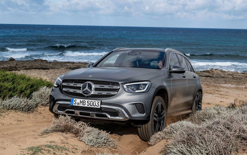 How The Mercedes-Benz GLC MBUX Will Change Your Driving Experience
