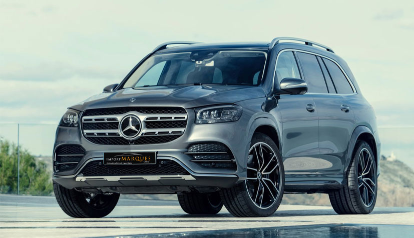 Mercedes-Benz GLS Mercedes Benz GLS 1