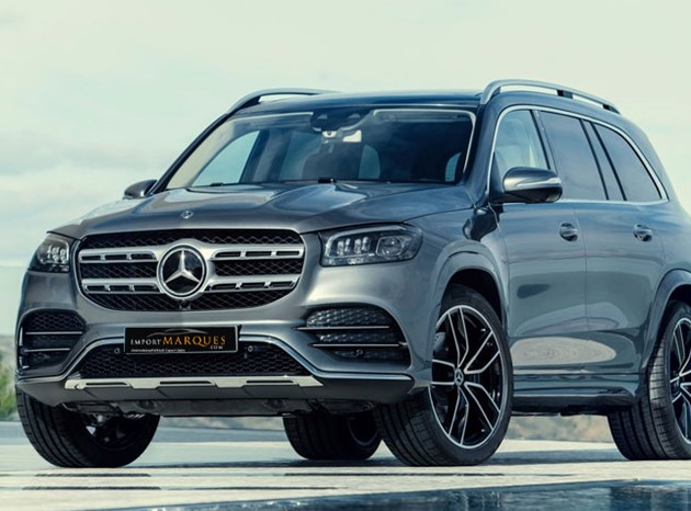 Import Mercedes Benz GLS
