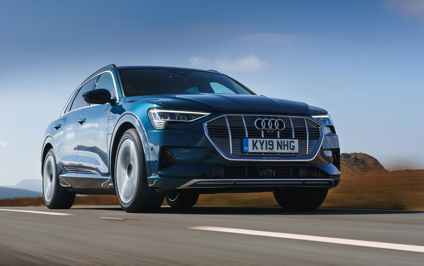 The Audi E-Tron review: Four Reasons To Choose It As Your Electric Car