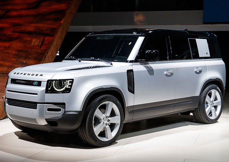 Land Rover Defender 2020 Import Import Marques