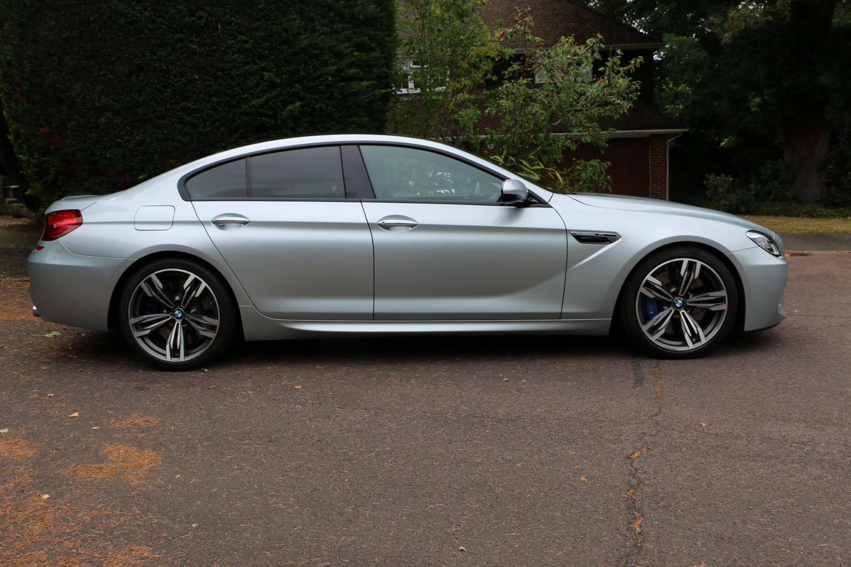 BMW M6 BMW M6 Gran Coupe 2