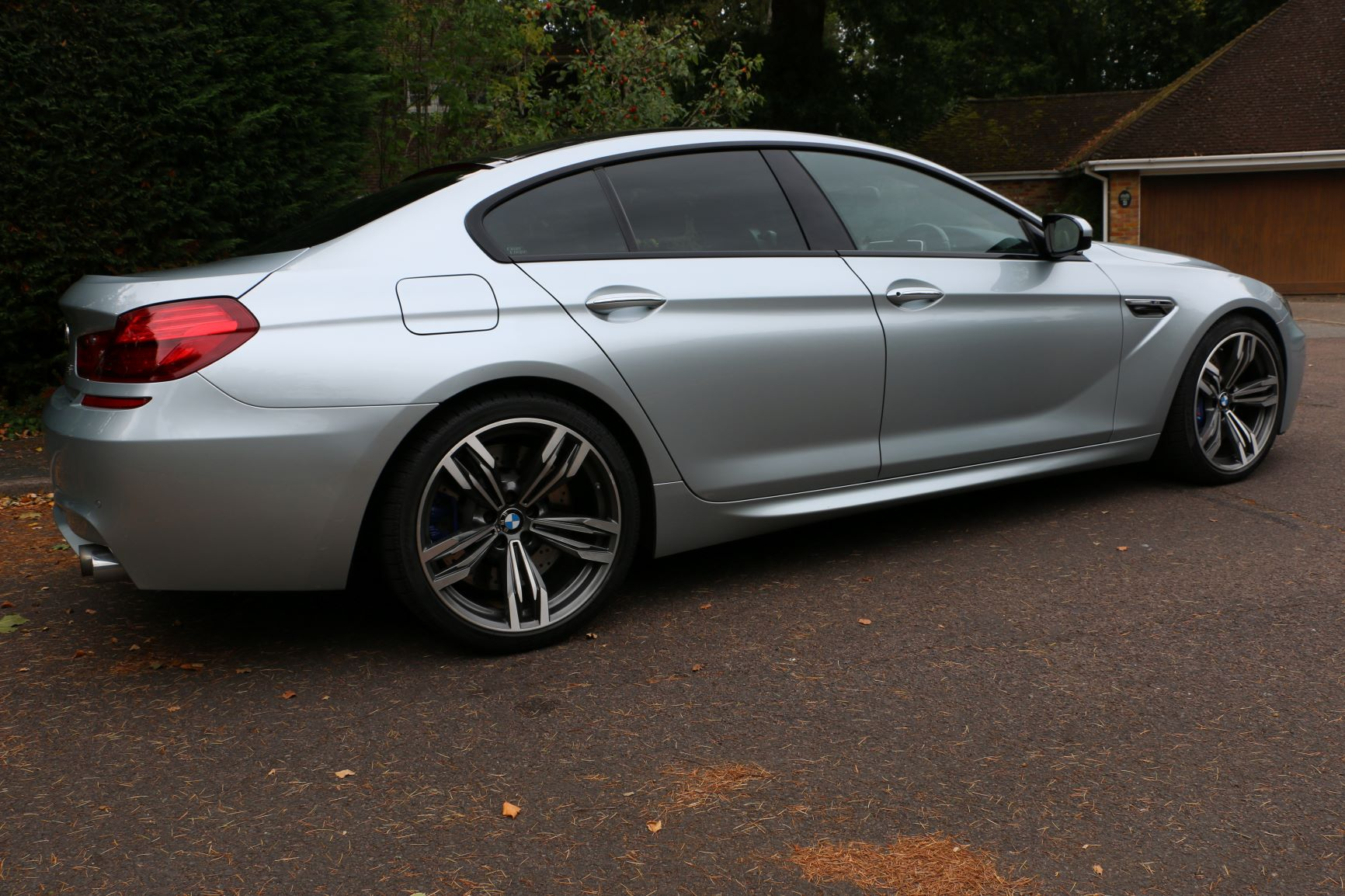 BMW M6 BMW M6 Gran Coupe 7