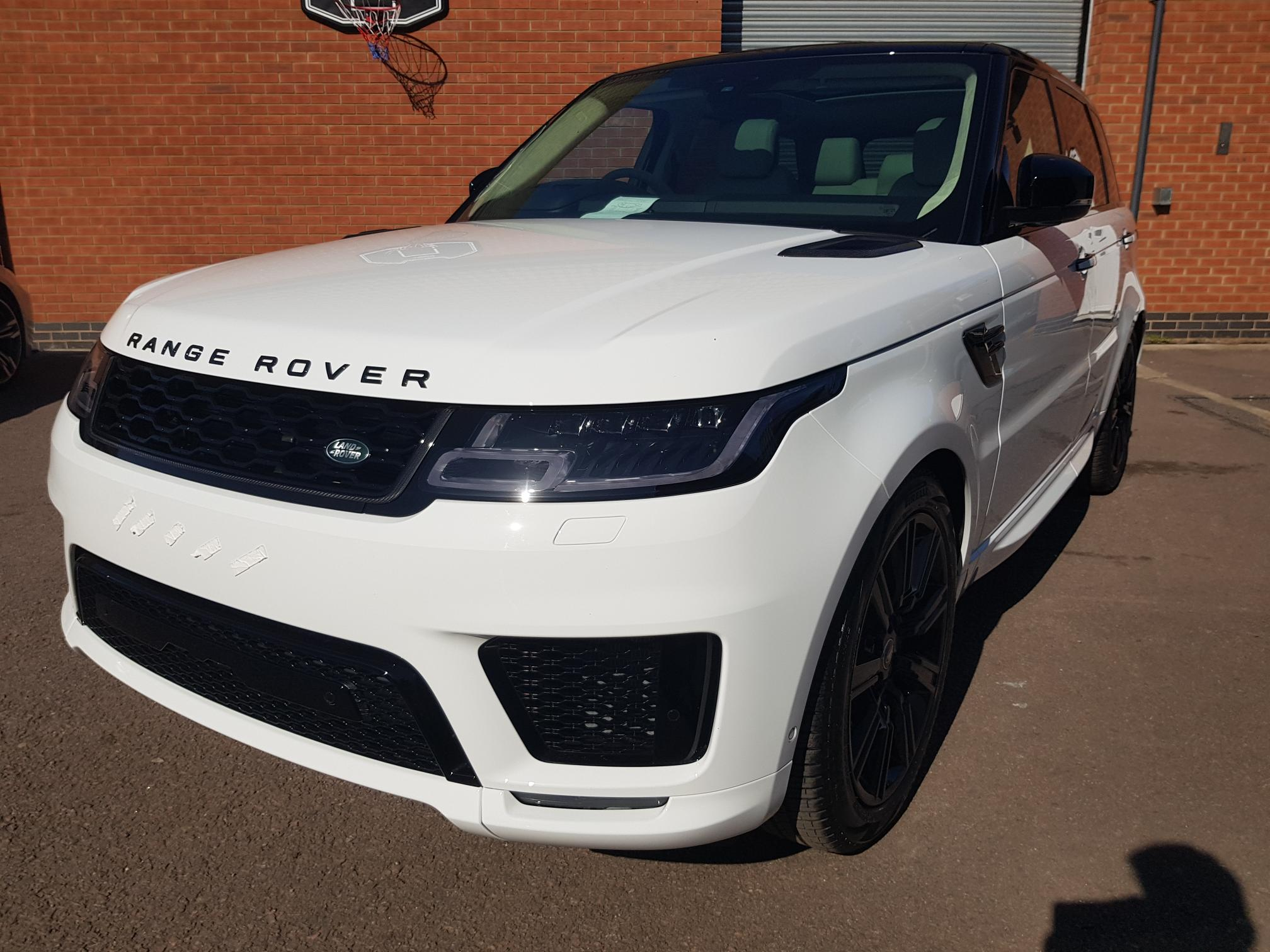 Range Rover Sport Range Rover Sport P400e Plug-in Hybrid Electric Vehicle 1