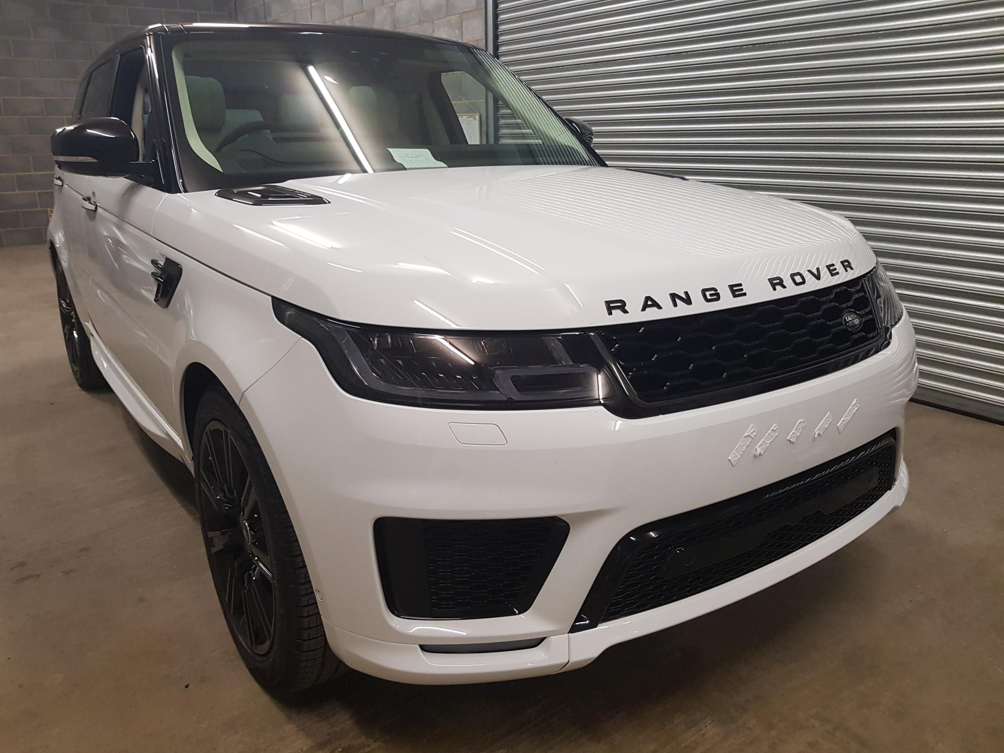 Range Rover Sport Range Rover Sport P400e Plug-in Hybrid Electric Vehicle 5