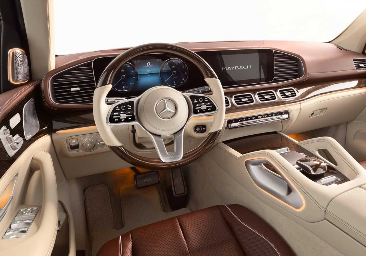 Mercedes-Benz Maybach S-Class Mercedes-Benz GLS 600 Maybach 5
