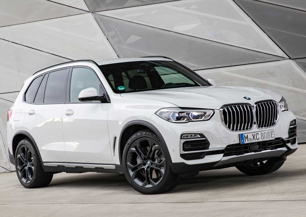 BMW X5 BMW X5 xDrive 45e iPerformance 1